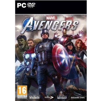 Игра Marvel's Avengers, за PC image