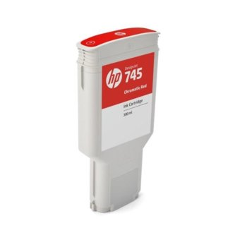 HP 745 (F9K06A) Chromatic Red product