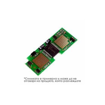 ЧИП (chip) ЗА HP COLOR LASER JET CM3530/CP3525 - Yellow - P№ CE252A - Static Control - заб.: 7000k image