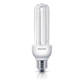 Енергоспестяваща крушка Philips Economy Stick, E27, 23W (102W), 1430lm, топло бялa 2700K image