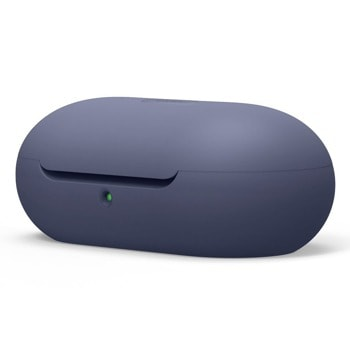 Защитен калъф Elago Basic Silicone Case за Samsung Galaxy Buds / Buds Plus, тъмносин image