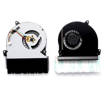 Вентилатор за лаптоп, съвместим с Asus U32VM, U32, U32JC, U32U, U32VJ, U82V image