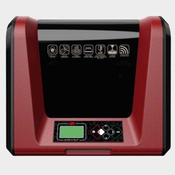 3D Принтер XYZPrinting Da Vinci JUNIOR PRO X+, FFF (Fused Filament Fabrication), точност 400 microns, Wi-Fi, USB, SD карта, размер на принта до 175 x 175 x 175 mm image