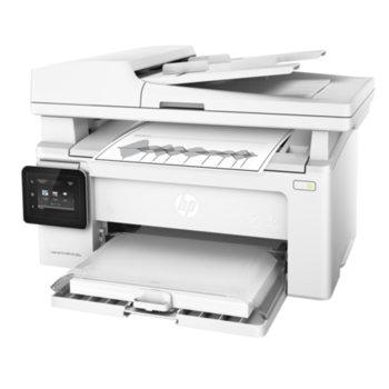 Мултифункционално лазерно устройство HP LaserJet Pro MFP M130fw монохромен, принтер/скенер/копир/факс, 600x600 dpi, 22 стр/мин, Wi-Fi, LAN 10/100, USB, A4 image