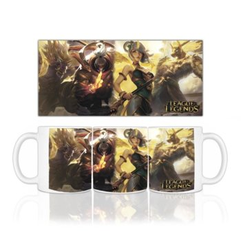Gaya Entertainment League of Legends Heroes cup product
