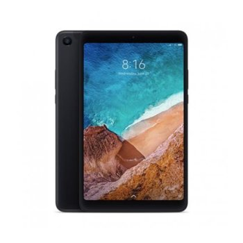 "Таблет Xiaomi Mi Pad 4 LTE (черен), 8.0""(20.32cm) IPS дисплей, осемядрен Snapdragon 660 2.2 GHz, 4 GB RAM, 64 GB Flash памет, 13 MPix & 5 MPix, Android 8.1, 342.5 g image"