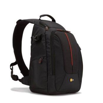 Раница за фотоапарат Case Logic DCB-308, черна, дъждобран image