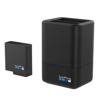 GoPro Dual Battery Charger + Battery AADBD-001 product