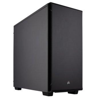 Кутия Corsair Carbide Series 270R (CC-9011106-WW), ATX, 2x USB 3.0, 2x 3.5mm жак, черна, без захранване image