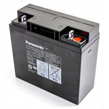 Акумулаторна батерия Panasonic LC-XD1217PG, 12V, 17Ah, VRLA image
