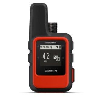 Ръчна навигация Garmin inReach Mini, 23 x 23 mm дисплей, Bluetooth, водоустойчив, без вградени карти image