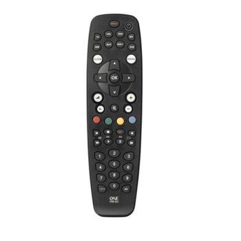 Дистанционно One For All OFA 8 in 1 URC2981, универсално, контролира до 8 устройства, IR обхват 15 метра, брой бутони 46, 2 х AAA, 80g image