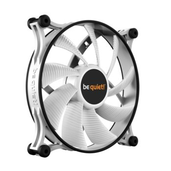 Вентилатор 140mm Be Quiet Shadow Wings 2 PWM white, 900rpm image