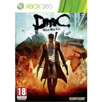 DmC Devil May Cry product