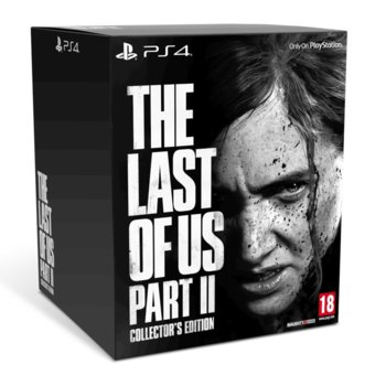 Игра за конзола The Last of Us: Part II - Colector's Edition, за PS4 image