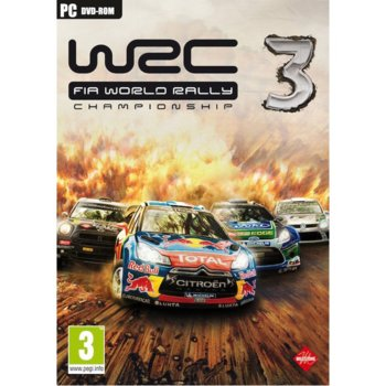 WRC: FIA World Rally Championship 3 product