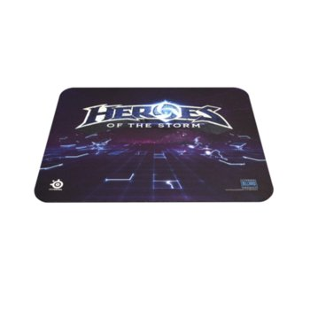 SteelSeries QcK Heroes of the Storm product