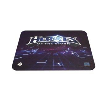 Подложка за мишка SteelSeries QcK Heroes of the Storm, 320 x 270 x 2mm image