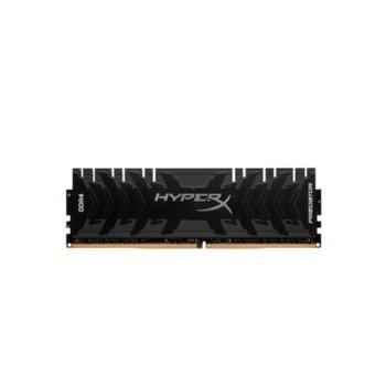 Памет 8GB DDR4 3200MHz, Kingston HyperX Predator HX432C16PB3/8, 1.35V image