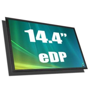 "Матрица за лаптоп Chi Mei N144NGE-E41, 14.4"" (36.57 cm) SWXGA 1792 x 768 pix., гланц image"