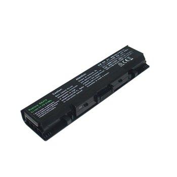 Батерия (заместител) за DELL Inspiron 1520, съвместима с 1521/1720/1721/Vostro 1500/1700, 9cell, 11.1V, 6600 mAh image