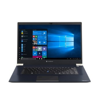 "Лаптоп Dynabook Toshiba Tecra X50-F-12T (PLR31E-01G00FG6), четириядрен Whiskey Lake Intel Core i5-8265U 1.6/3.9 GHz, 15.6"" (39.62 cm) Full HD Anti-Glare Display, (HDMI), 8GB DDR4, 256GB SSD, 2x USB Type-C, Windows 10 Pro  image"