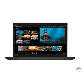 "Лаптоп Lenovo ThinkPad Edge E15 (20RD003JBM/3), четириядрен Comet Lake Intel Core i5-10210U 1.6/4.2 GHz, 15.6"" (39.62 cm) Full HD Anti-Glare Display, (HDMI), 16GB DDR4, 512GB SSD, 1x USB 3.1 Type-C, Free DOS image"