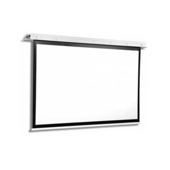 Екран Avers CONTOUR 35-20 MG BB, за стена/таван, Matt Grey, 3500 x 2020 мм, 16:9 image
