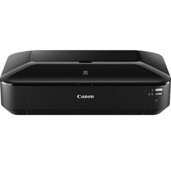 Мастиленоструен принтер Canon PIXMA iX6850, цветен, 9600x2400 dpi, 32 стр/мин, LAN, Wi-Fi, USB, A3+ image