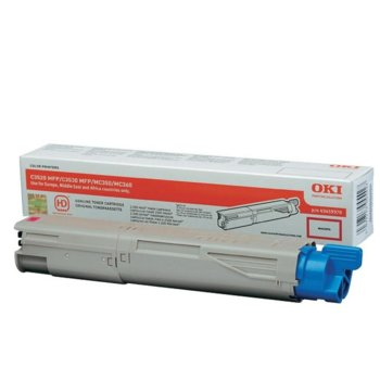КАСЕТА ЗА OKI C 3500/3520/3530 - Magenta high product