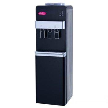 Диспенсър за вода Royal YLR2-5-X30LB, защита от прегряване, долно отделение тип шкафче, 640W нагревател, черен image