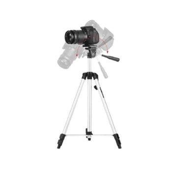 Трипод Digital one SP00130, мин/макс. височина 51-134 cm, 3 кг. товароносимост, черен image