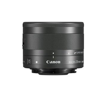 Обектив Canon LENS EF-M 28mm f/3.5 Macro STM за Canon EF-M image