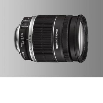 Обектив Canon EF-S 18-200mm f/3.5-5.6 IS, за Canon image