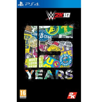 WWE 2K18 Cena (Nuff) Edition product