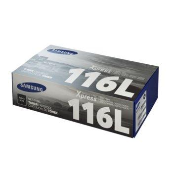 Касета за Samsung MLT-D116L - SU828A - Black - заб.: 3 000 брой копия image