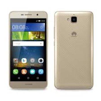 "Дисплей за Huawei Y6 Pro 5.0""(12.7 cm), LCD Original, с тъч, златист image"