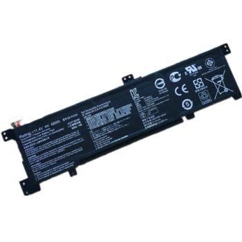 Батерия (оригинална) за лаптоп Asus, съвместима с ASUS K401LB series, K401UB series, K401UQ series, 11.4V, 4200 mAh image