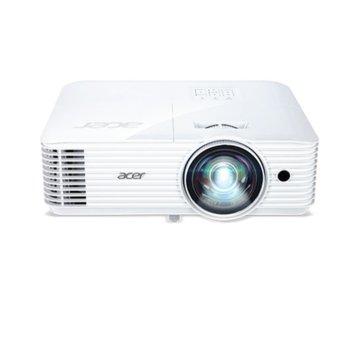 Проектор Acer S1286Hn, DLP, (1920x1200), 20 000:1, 3500 lm, HDMI  image