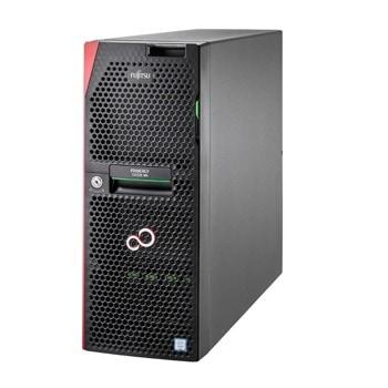 Сървър Fujitsu Primergy TX1330 M4 (VFY:T1334SC320IN), четириядрен Coffee Lake Intel Xeon E-2234 3.6/4.8 GHz, 16GB DDR4 Unbuffered, без HDD, 2x 1GbE, No OS, 1x 450W image