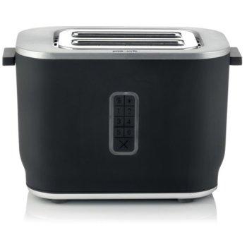 Тостер Gorenje T800ORAB, 6 степени на затопляне, функция за размразяване, 800W, черен image