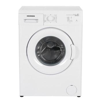 Перална машина Heinner HWM-5080D++, D, капацитет 5кг, 800 rpm, 15 програми, свободностояща, 60см ширина, бял image