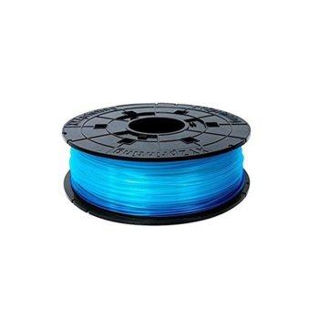 Консуматив за 3D принтер XYZprinting RFPLBXEU05J, PLA, 1.75 mm Ø, син, 600 g image