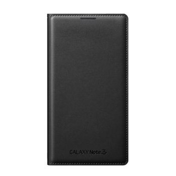Samsung Flip Wallet Cover Samsung Note 3 N9005 Bla product