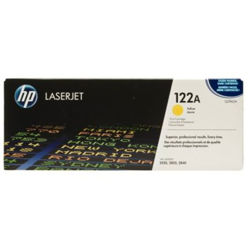 КАСЕТА ЗА HP COLOR LASER JET 2550/2800 AIO Yellow product