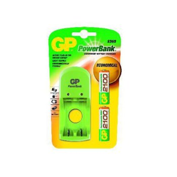 GP PB410GS210 2xAA NiMH (2100mAh) product