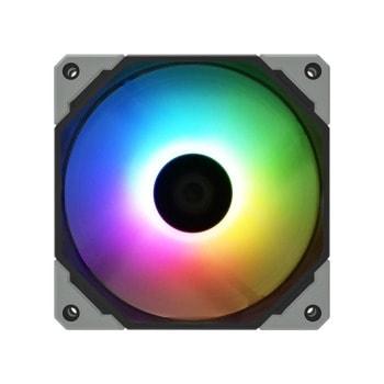 Вентилатор 120mm, ID-Cooling NO-12015-XT, 4-pin, aRGB, 2000 rpm image