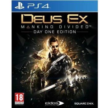 Игра за конзола Deus Ex: Mankind Divided, за PS4 image
