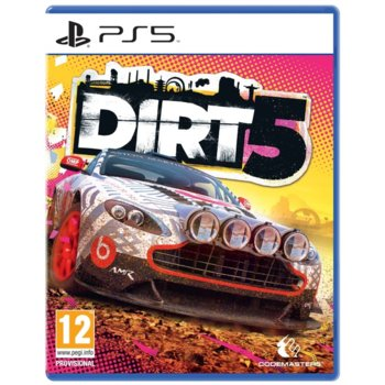 Игра за конзола Dirt 5, за PS5 image