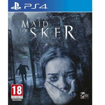 Игра за конзола Maid of Sker, за PS4 image